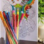 STABILO Pen 68 - Pochette de 10 feutres pointe moyenne - Coloris assortis de la marque STABILO image 3 produit