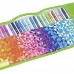 STABILO Pen 68 - Rollerset FAN EDITION de 25 feutres pointe moyenne (Édition Limitée) - Coloris assortis de la marque STABILO image 4 produit
