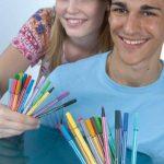 STABILO - Pochette de 5 stylos-feutres point 88 + 5 feutres Pen 68 - Couleurs fluo de la marque STABILO image 4 produit