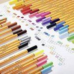 STABILO point 88 - Coffret de 25 stylos-feutres pointe fine - Coloris assortis de la marque STABILO image 3 produit