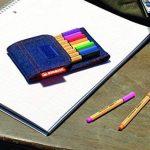 STABILO point 88 Mini - Pochette JEANS EDITION 8 stylos-feutres (Édition Limitée) de la marque STABILO image 3 produit