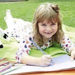 STABILO Trio - Schoolpack de 96 crayons de couleur triangulaires - 12 couleurs assorties de la marque STABILO image 4 produit