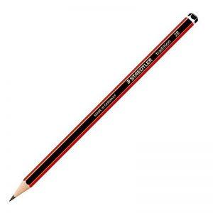 Staedtler 110-2B Crayon à papier Lot de 12 de la marque Staedtler image 0 produit