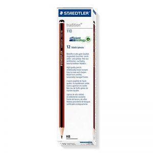 Staedtler 110-HB Crayon à papier Lot de 12 de la marque Staedtler image 0 produit