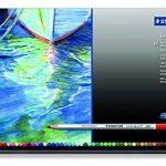 Staedtler crayons de couleur aquarellables karat, haute qualité, miscibilité des couleurs, boîte métal de 60 crayons de couleurs assortis, 125 M60 de la marque Staedtler image 1 produit