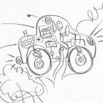 Staedtler crayons à papier Noris, haute qualité, extrêmenent résistant au bris, pour l'écriture et le dessin, pot de 50, 120 KP50 de la marque Staedtler image 2 produit