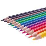 Staedtler Noris 144, Crayon de couleur de haute qualité, Pour coloriage enfant et adulte, Set de 36 couleurs vives, mine douce 3 mm, 144 ND36 de la marque Staedtler image 3 produit
