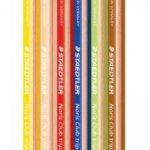 Staedtler - Noris Club 128/1284 - Etui Carton 6 Crayons de Couleur Triangulaires Gros Module Assortis de la marque Staedtler image 1 produit