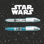 Star Wars BIC 4 Couleurs Shine Stylos-Billes - Corps Métalliques Assortis, Blister de 3 de la marque BIC image 4 produit