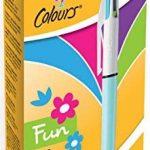 stylo 4 couleurs rose TOP 4 image 1 produit