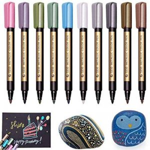 stylo argenté TOP 7 image 0 produit
