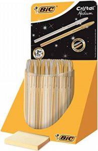 stylo bic doré TOP 5 image 0 produit