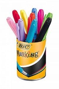 stylo bic jaune TOP 2 image 0 produit