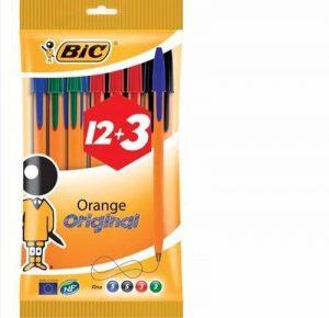 stylo bic orange TOP 5 image 0 produit