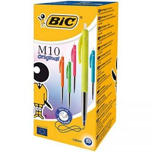 stylo bic rose TOP 1 image 0 produit