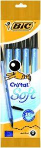 stylo bic soft TOP 5 image 0 produit