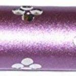 Stylo à bille de qualité avec cristaux Swarovski. GRATUIT 1 REMPLISSEMENT (VIOLET) de la marque NEO+ image 1 produit