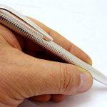 Stylo bille en argent massif 925recharges standard Parker de la marque NYLOE Writing Instruments image 3 produit