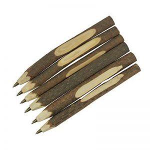 stylo bille en bois TOP 14 image 0 produit