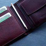 Stylo Bille MINI au portefeuille en argent massif 925 actionnant a rotation de la marque Nyloe image 2 produit