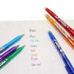 stylo bille rechargeable effacable TOP 12 image 3 produit