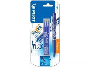 stylo bille rechargeable effacable TOP 4 image 0 produit