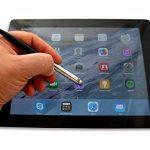 Stylo Bille & Stylus Stylet pour iPad Argent 925 Universel de la marque Nyloe image 4 produit