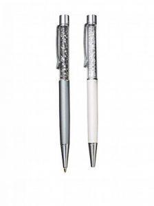 stylo à bille swarovski blanc TOP 1 image 0 produit