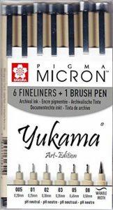stylo calligraphie plat TOP 10 image 0 produit