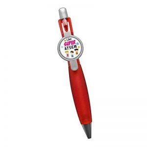 Stylo/Crayon pour une Super Atsem - Idée cadeau fin d'année scolaire pour Astem de la marque ANGORA image 0 produit