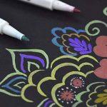 stylo écriture blanche TOP 5 image 3 produit