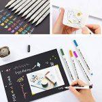 stylo écriture blanche TOP 8 image 2 produit
