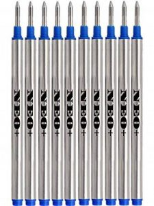 Stylo de recharges qui tiennent les stylos à bille Mont-blanc à génération de lignes solitaire, Noblesse, scenum, Bohème, classique et Starwalker de la marque NEO+ image 0 produit
