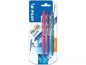 stylo effaçable gomme TOP 3 image 0 produit