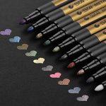stylo encre gel blanc TOP 6 image 1 produit