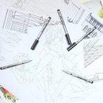 stylo encre pointe fine TOP 8 image 4 produit