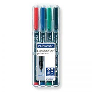 stylo feutre 4 couleurs TOP 1 image 0 produit
