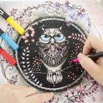 stylo feutre 4 couleurs TOP 8 image 3 produit