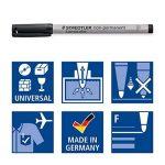 stylo feutre bleu TOP 4 image 4 produit
