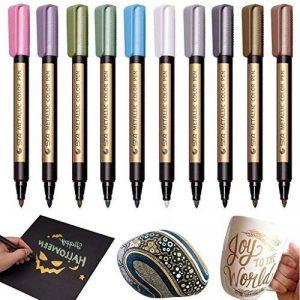 stylo feutre bleu TOP 8 image 0 produit