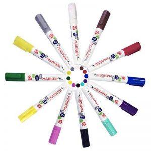 stylo feutre couleur TOP 12 image 0 produit