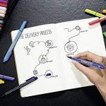 stylo feutre nylon TOP 6 image 3 produit