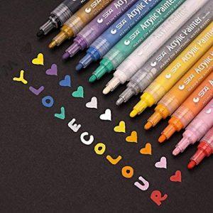 stylo feutre or TOP 7 image 0 produit