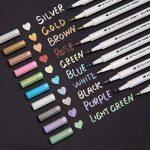 stylo feutre or TOP 8 image 1 produit