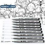 stylo feutre pointe fine TOP 8 image 1 produit