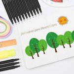 stylo fin couleur TOP 11 image 4 produit