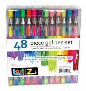stylo gel couleur TOP 0 image 0 produit
