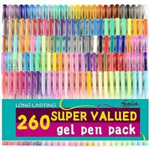 stylo gel couleur TOP 11 image 0 produit