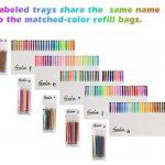 stylo gel couleur TOP 11 image 2 produit