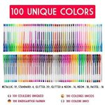 stylo gel couleur TOP 4 image 1 produit